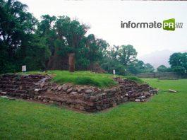 Zona arqueológic ade El Cuajilote, en el municipio de Atzalan (Foto: Jorge Huerta E.)