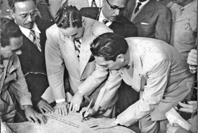 Formalización de Poza Rica como municipio libre