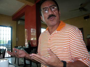 Víctor Castañón, contador de historias