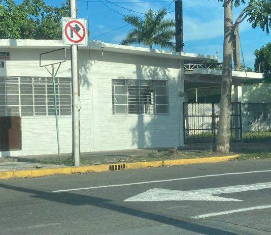 Calle México en la colonia 27 de septiembre (Foto: Jorge Huerta E.)