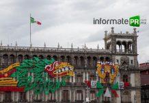 Quetzalcoatl en la capital mexicana (Foto: Jorge Huerta E.)