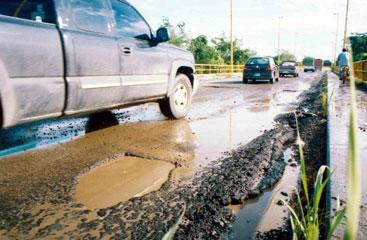¿Carreteras? (Foto: Jorge Huerta E.)