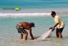 Pescadores cubanos (Foto: Jorge Huerta E.)
