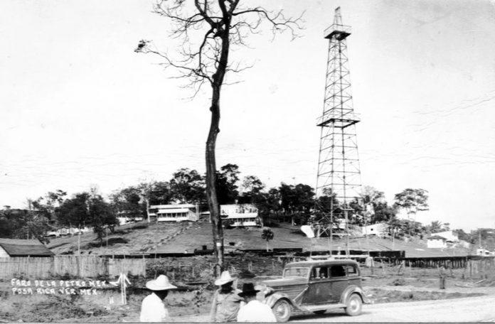 Colonia Petromex en la ciudad de Poza Rica, Ver.
