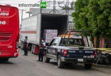 Víveres y otros enceres repartirá la Cruz Roja de Poza Rica (Foto: Jorge Huerta E.)