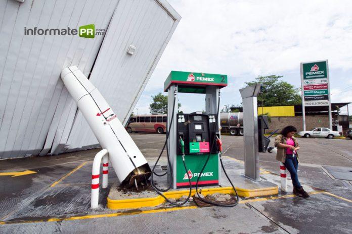 Esperan inminente llegada del huracán Grace a costas de Veracruz (Foto archivo: Jorge Huerta E.)