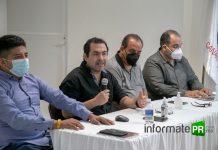 Presentan programa permanente en Canacintra Poza Rica (Foto: Jorge Huerta E.)