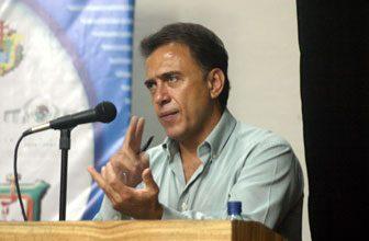 Miguel Ángel Yunes Linares, líder de la familia Yunes
